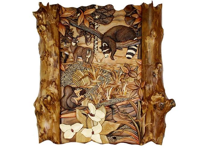 哈尔滨木艺工艺品